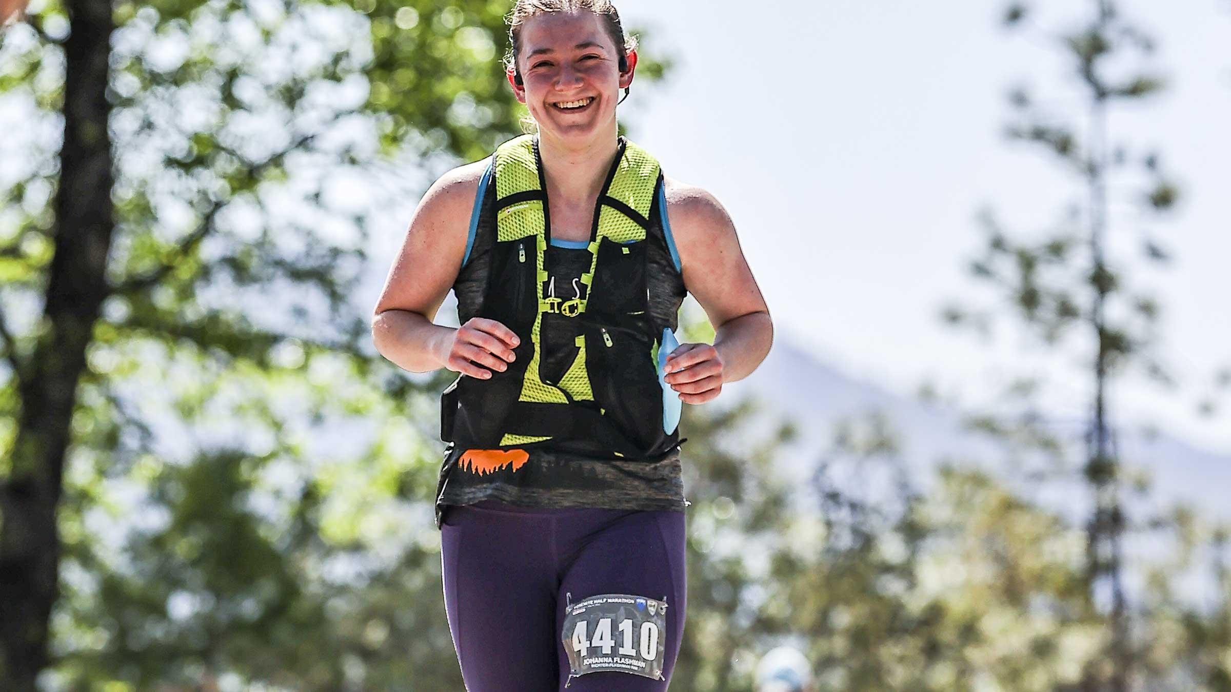 running yosemite half marathon